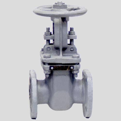 Задвижка стальная клиновая 30с64нж с выдвижным шпинеделем диаметр 150 мм