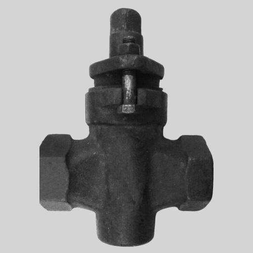 Муфтовый кран Ду-32 Ру-10