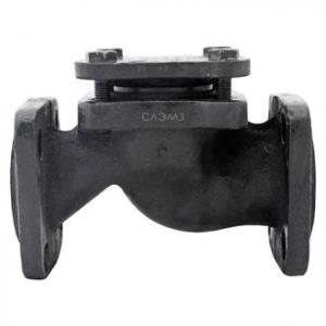 Обратный клапан под золотник для вентиляторов, слабоагрессивных сред диаметром 150 мм