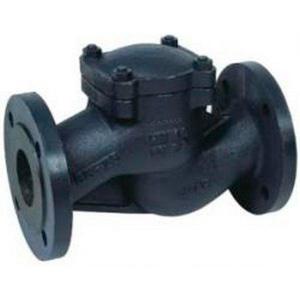 Обратный клапан Ду150 Ру16 для топливных, канализационных, очистительных систем
