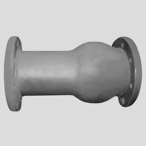 зворотній клапан поворотный 19нж11бк Ду150 Ру40