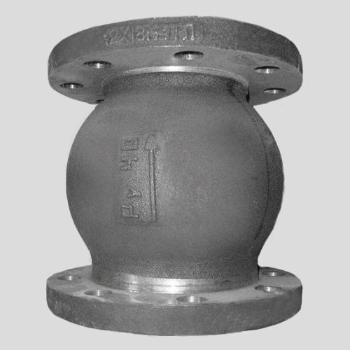 Купить стальной обратный затвор 19нж63бк Ду-100 Ру-40