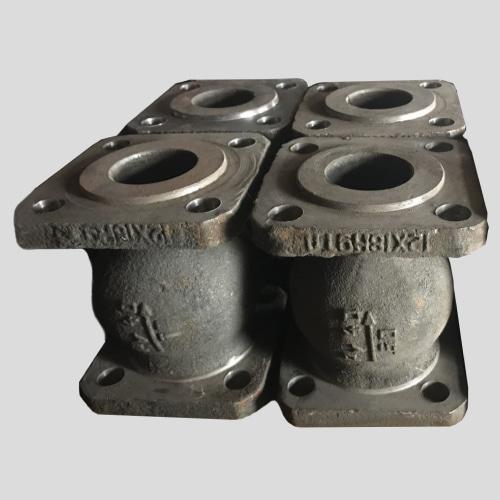 Обратный клапан Ду 100 Ру 40 из стали для воды к задвижкам