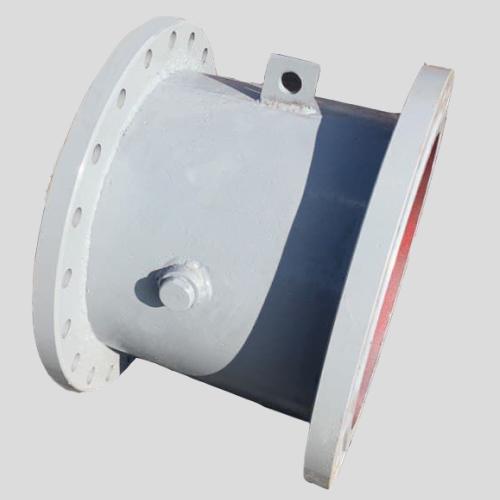 зворотній клапан поворотный 19с47нж Ду500 Ру40