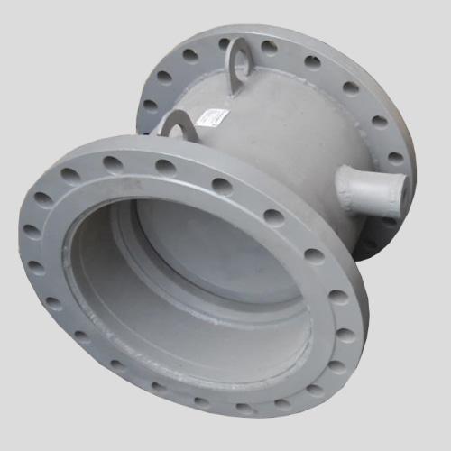 Обратный клапан Ду 500 Ру 40 из стали для воды