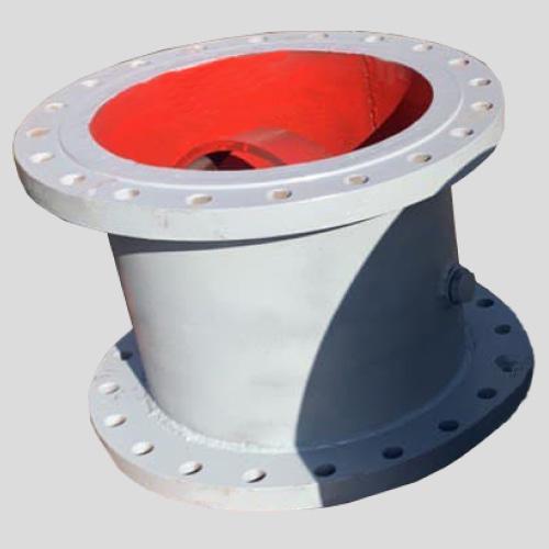 Купить стальной обратный затвор 19с47нж Ду-500 Ру-40
