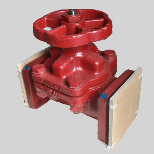 Вентиль 15ч75п с выдвижным шпинеделем диаметр 15 мм мембрана