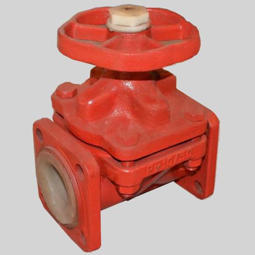 Клапан 15ч75п ру-10 для воды