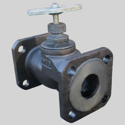 Фланцевый клапан Ду-32 Ру-16