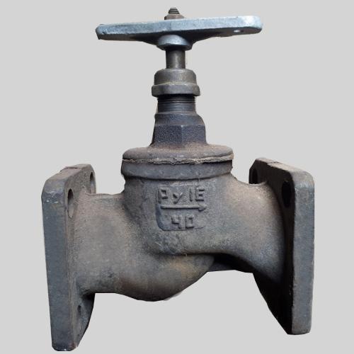 Фланцевый вентиль 15кч19п с выдвижным шпинеделем диаметр 32 мм