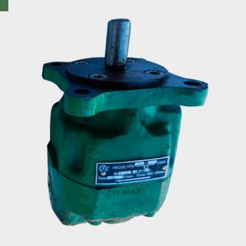 пластинчатый гидронасос типа нпл, производитель елец гидропривод