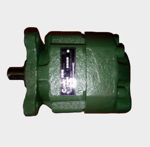 лопастной пластинчатый гидравлический насос нпл однопоточного типа
