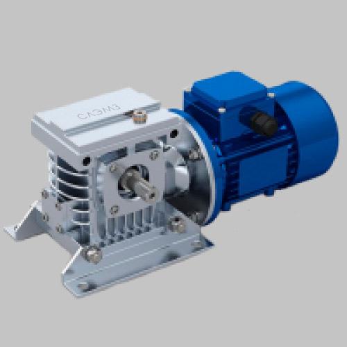 мч-40 - мотор-редуктор для лебедок, вентиляторов и насосов