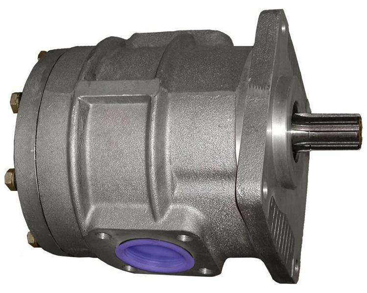 Гидравлический шестеренный насос нш - фото из каталога производителя