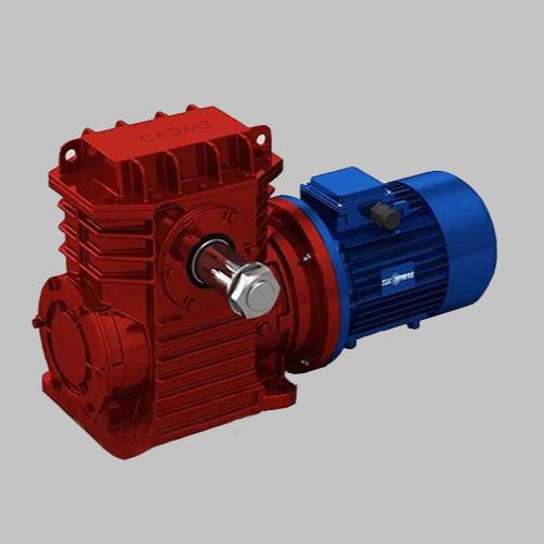 мч-100 - мотор-редуктор для лебедок, вентиляторов и насосов