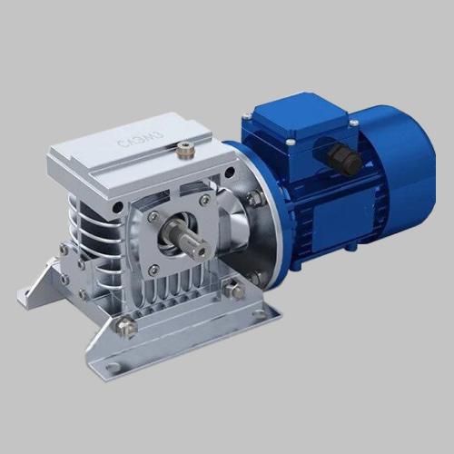 мч-125 - мотор-редуктор для лебедок, вентиляторов и насосов
