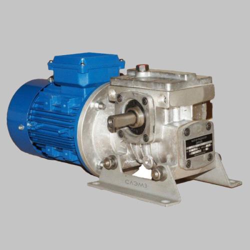 червячный одноступенчатый мотор-редуктор мч-63, 1МЧ-63, 2МЧ-63