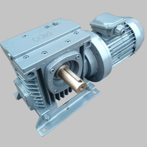 мч-80 - мотор-редуктор для лебедок, вентиляторов и насосов