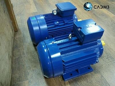 Общепромышленные электродвигатели перед отправкой