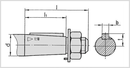 коническое исполнение редуктора ргл-180