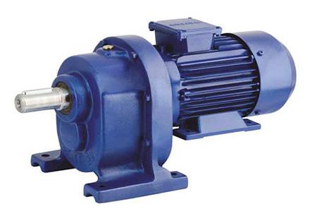 цилиндрический мотор-редуктор мц2с