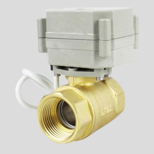 Электропривод АОМА, ГЗ для трехходового клапана